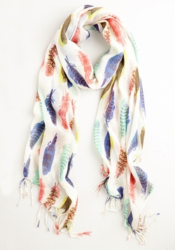Mod Cloth - The Plume Scarf
