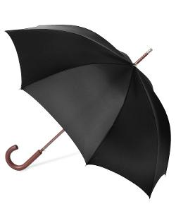 Totes  - Auto Wooden Stick Umbrella