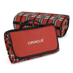 Oracle - Picnic Blanket Red Plaid