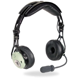 David Clark - Noise-Cancelling Aviation Headset