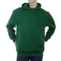 RMC Martin Ksohoh  - Bottle Green Untunk Hoodie Jacket