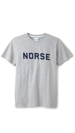 Norse Projects  - Niels Logo T-Shirt