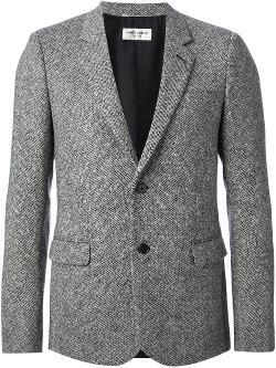 Saint Laurent - Tweed Blazer