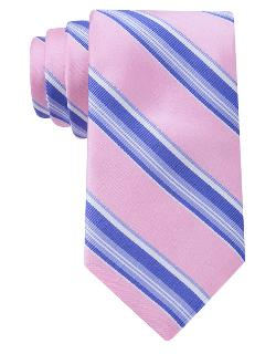 Ted Baker - Silk Medium Stripe Tie