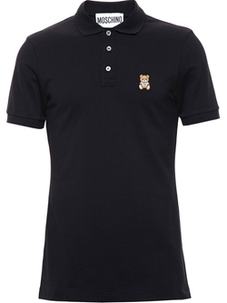Moschino   - Teddy Bear Polo Shirt