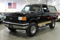 Ford - 1989 Bronco SUV
