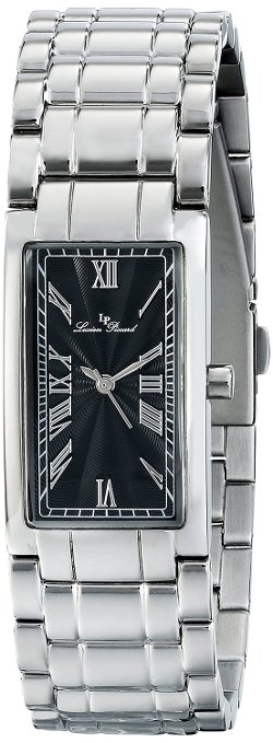 Lucien Piccard - Marchesa Analog Display Japanese Quartz Silver Watch