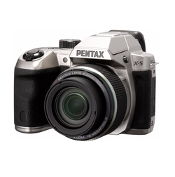 Pentax - X-5 Digital Camera