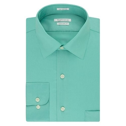 Van Heusen  - Spread-Collar Dress Shirt