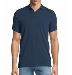 Vilebrequin - Johnny-Collar Pique Polo Shirt