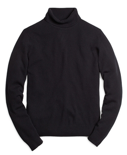 Brooks Brothers - Cashmere Turtleneck Sweater