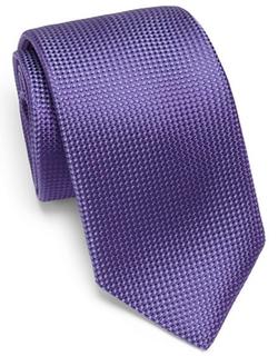 Hugo Boss - Tonal Dot Silk Tie