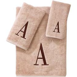 Avanti  - Monogram Block Bath Towels