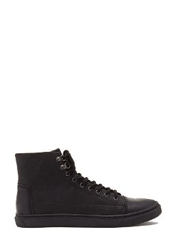 Forever 21 - Faux Nubuck Sneakers