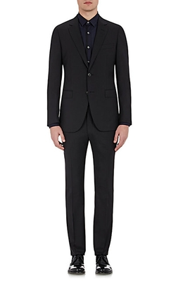 Lanvin - Two-Button Attitude Suit