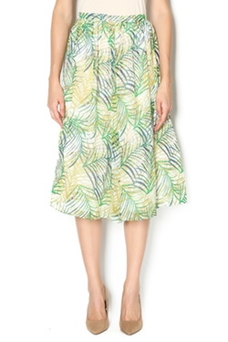 BB Dakota - Palm Frond Skirt