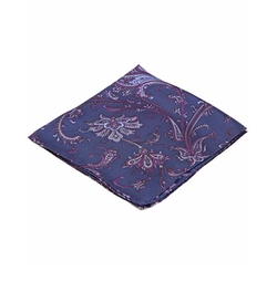 Ryan Seacrest Distinction - Palm Paisley Pocket Square