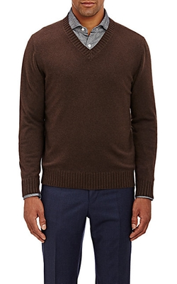 Fioroni - Cashmere V-Neck Sweater
