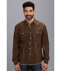 Arnold Zimberg -  Double Pocket Button Down