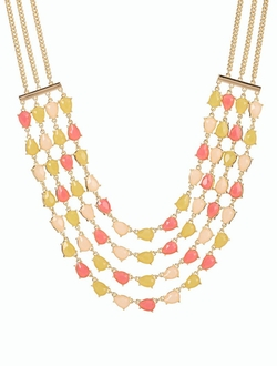 Talbots - Bead Four-Strand Necklace