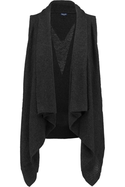 Splendid - Draped Cotton-Blend Cardigan