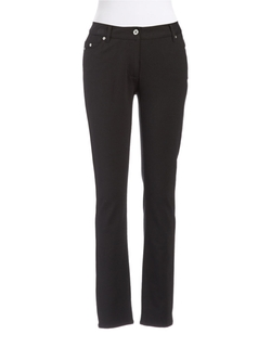 Two By Vince Camuto - Solid Ponte Pants