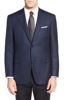 Canali - Fit Check Wool Sport Coat