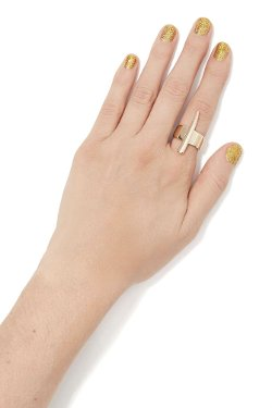 Nasty Gal - Statement of Mind Ring