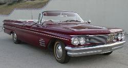 Pontiac - 1960 Bonneville Convertible