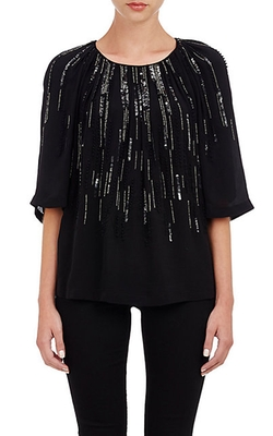 IRO - Sequin-Embellished Top