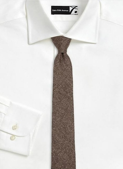 Eleventy - Solid Wool Tie