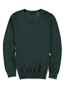 21 Men - V-Neck Knit Sweater