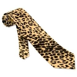 Wild Ties - Leopard Print Tie