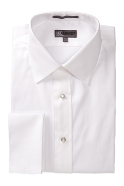 Ike Behar - 80s Cotton Dress Shirt
