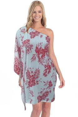 Sunrose - Partywear One Shoulder Kaftan