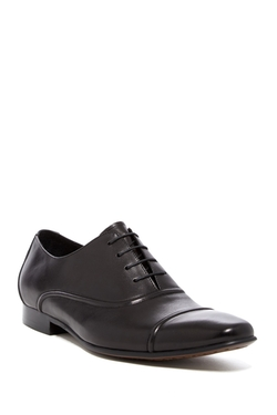 Dune London - Academy Cap Toe Oxford Shoes