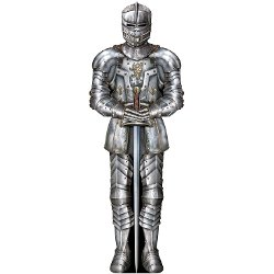 Beistle  - Suit of Armor Cutout