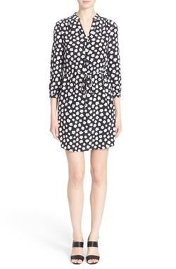 Kate Spade New York - Mini Faye Floral Shirtdress
