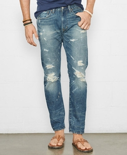 Denim & Supply Ralph Lauren - Destructed Jeans