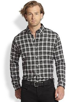 Polo Ralph Lauren - Buffalo Check Mercer Sportshirt