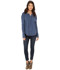 Free People - Frontier Henley Top