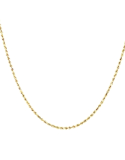 Lord & Taylor - Rope Chain Necklace