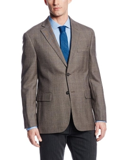 Nautica - Plaid Two-Button Sportcoat