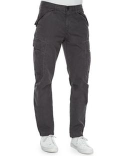J Brand Jeans - Collins Cargo-Pocket Utility Jogger Pants