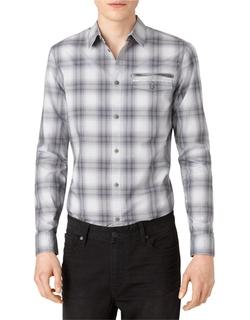 Calvin Klein Jeans - Plaid Sportshirt