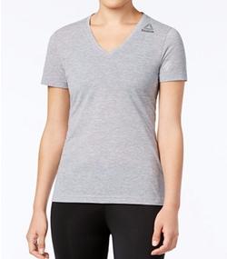 Reebok  - Speedwick Supremium V-Neck T-Shirt