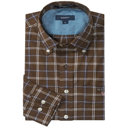 Gant - Wilmington Twill Check Shirt
