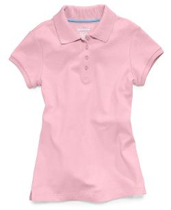 Nautica - Little Girls Uniform Polo Tee