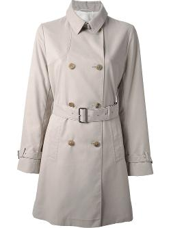 Jil Sander - Belted Trench Coat