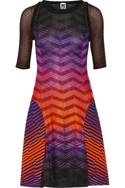 M Missoni - Crochet-Knit Dress